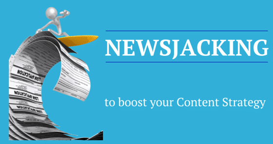 How to Leverage Newsjacking