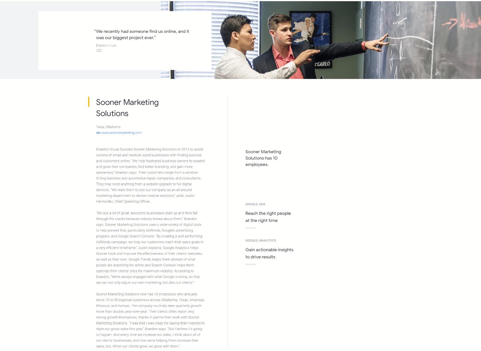 Google Economic Impact Report