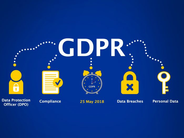 General Data Protection Regulation (GDPR) - 25 May 2018