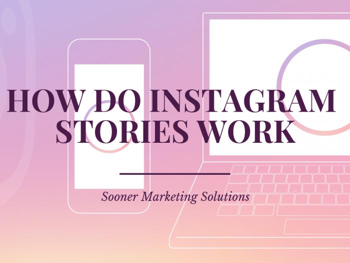 How do instagram stories work
