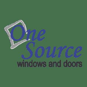 One Source Windows & Doors Logo