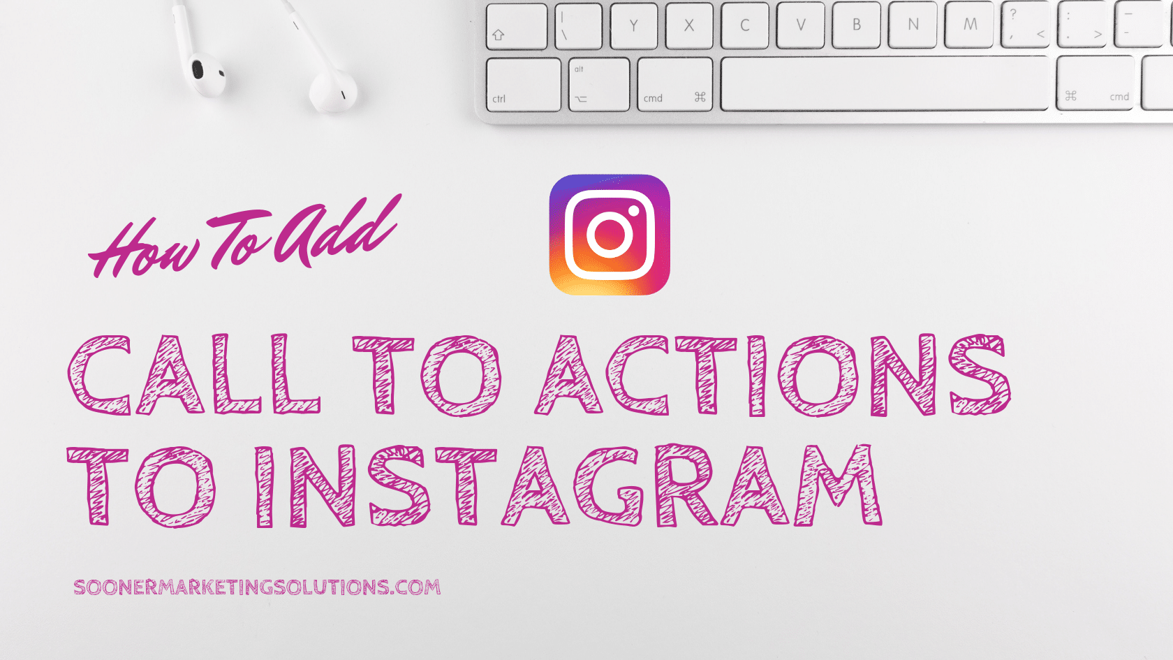 How to create a call to action button on Instagram