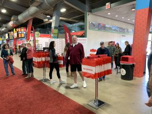 "Tulsa Auto Show Event Experiential Marketing StateFarm's Sponsorships & ""Goodie Bags"""