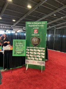 Tulsa Auto Show Event Experiential Marketing 2019 Mini-Golf Course – Hole Sponsors for supporting Crossover Community Impact