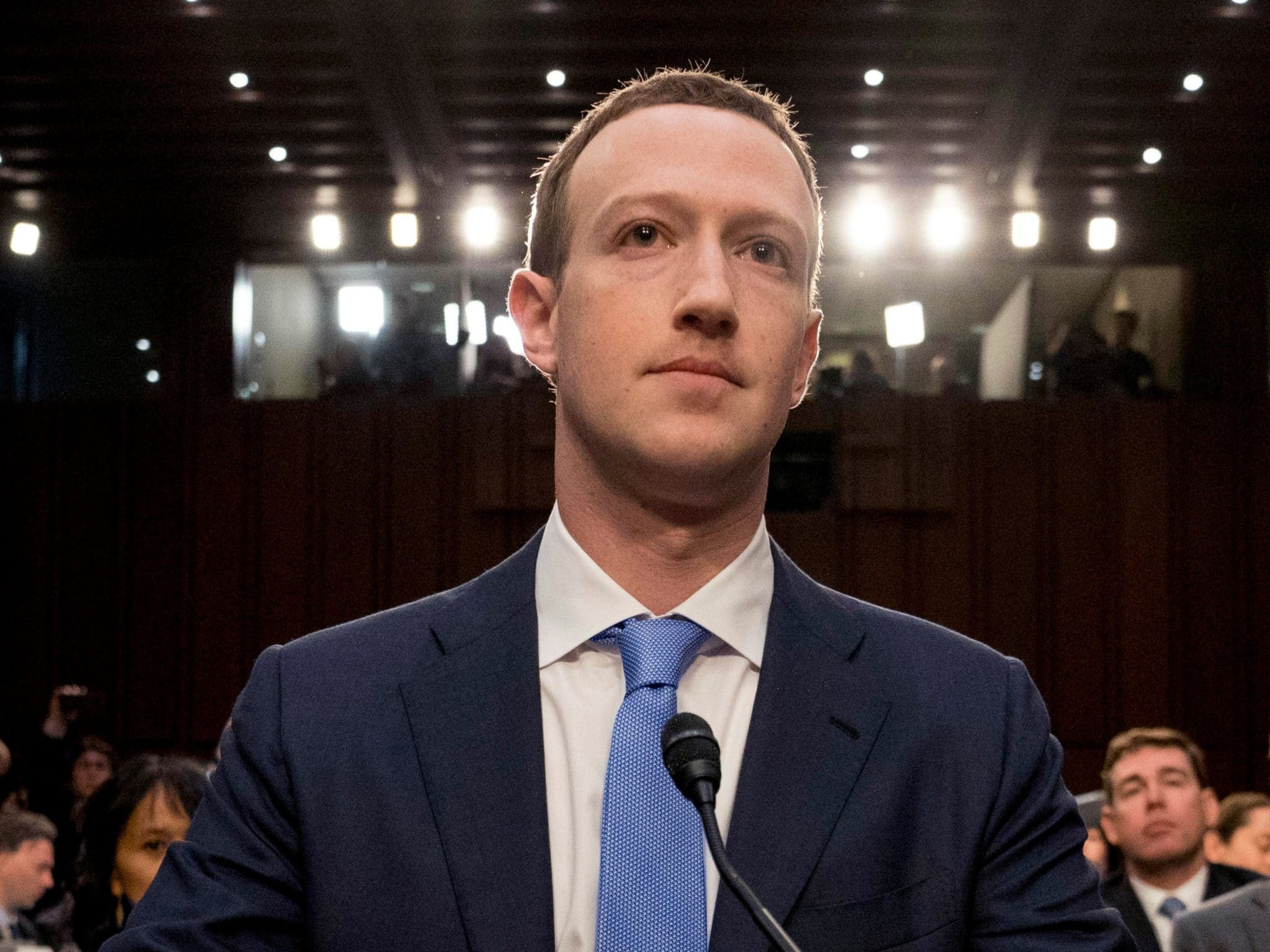 Facebook just got clobbered with a record $5 billion penalty over the Cambridge Analytica data breach
