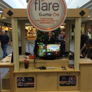 Cox FlarePlay Experiential Marketing Activation