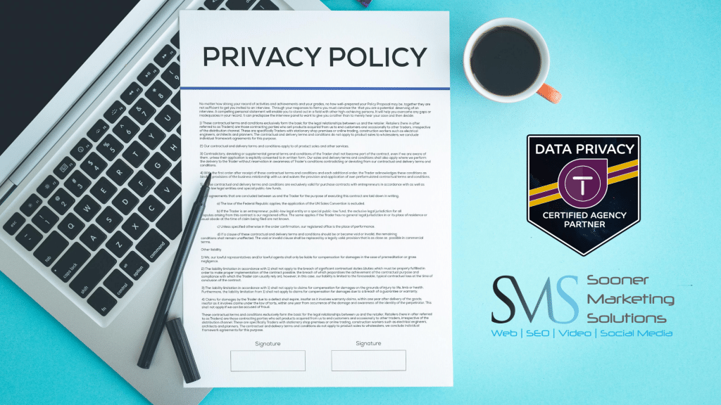What is a privacy policy