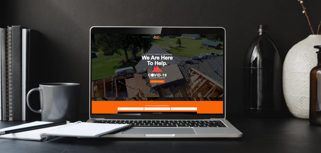 Proof Construction Web Design