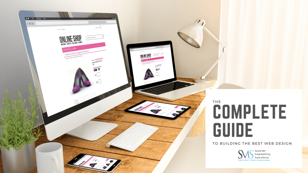 The Complete Guide to Building The Best Web Design