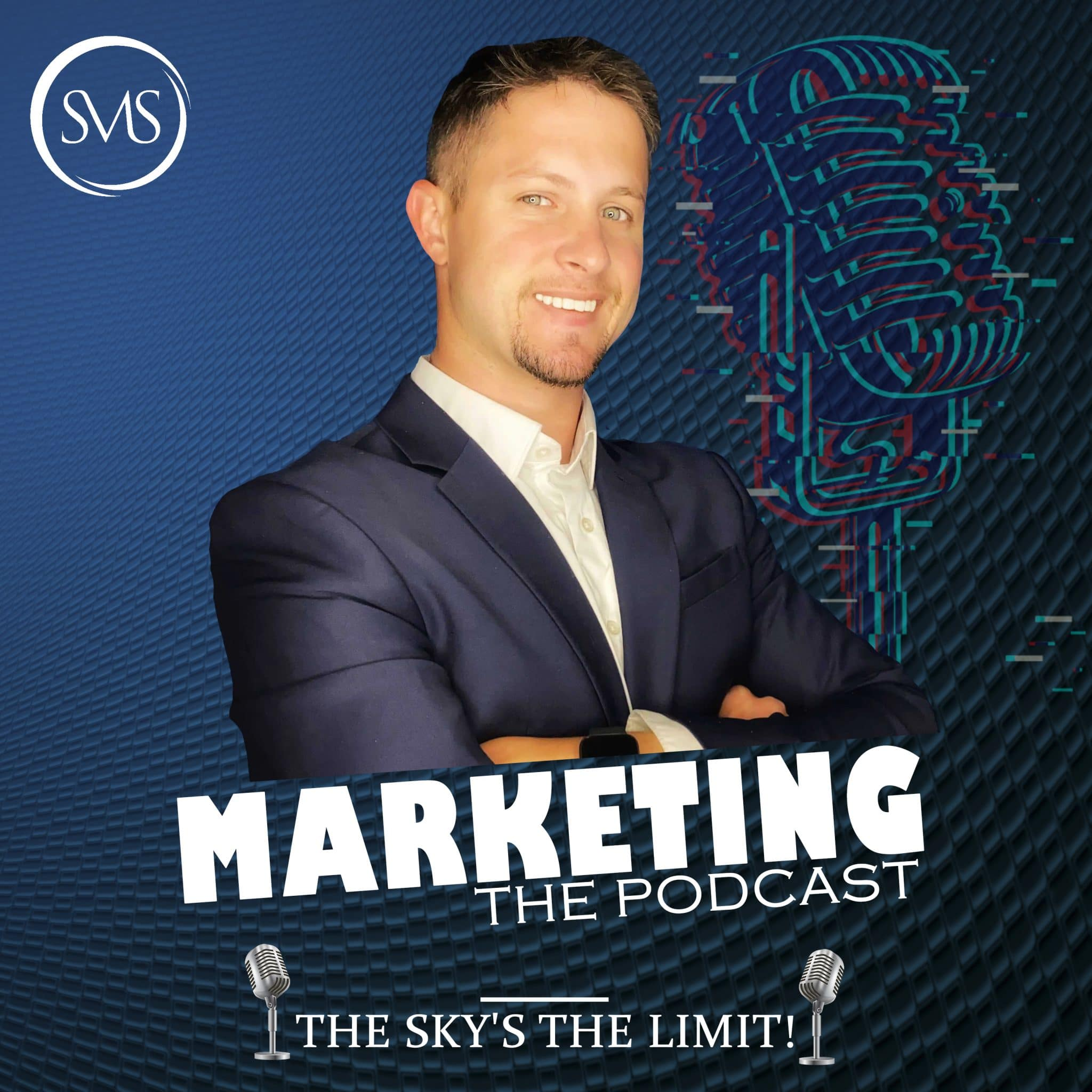 Marketing Podcast Cover
