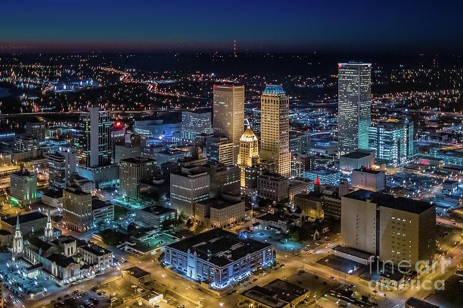 Aerial Drone Services in Tulsa